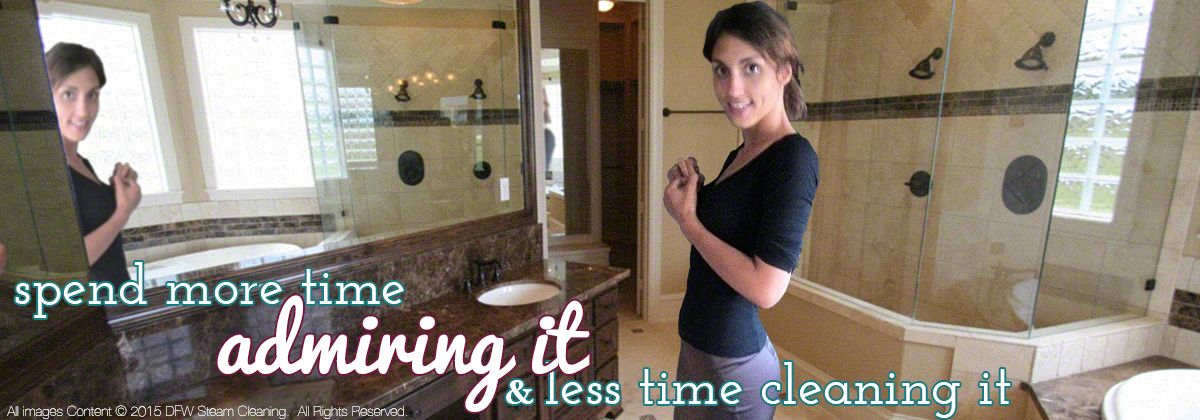 DFW Steam Cleaning - Stone Tile Cleaning Specialists